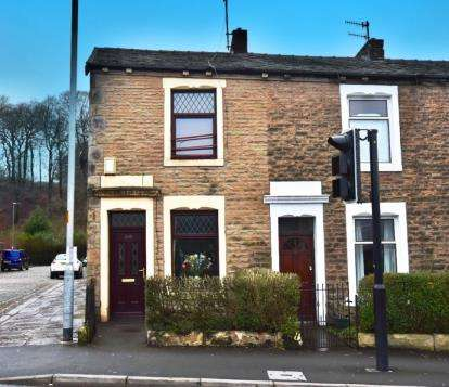 2 Bedrooms End Of Terrace House for sale in Bolton Road, Ewood, Blackburn, Lancashire
