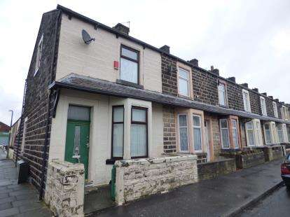 3 Bedrooms End Of Terrace House for sale in Murray Street, Burnley, Lancashire