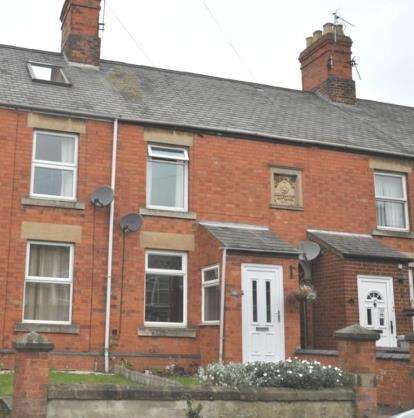 2 Bedrooms Terraced House for sale in West Road, Oakham, Rutland, Leicestershire