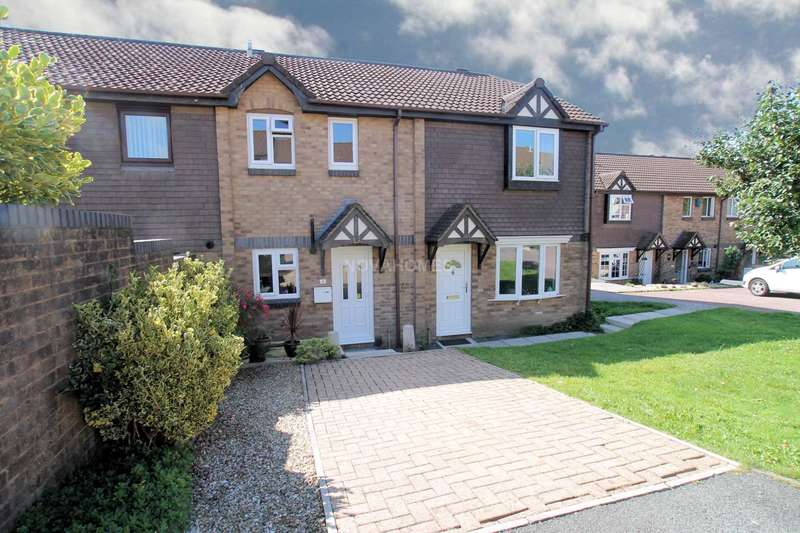 2 Bedrooms Terraced House for sale in Bakers Close, Plympton, PL7 2GH