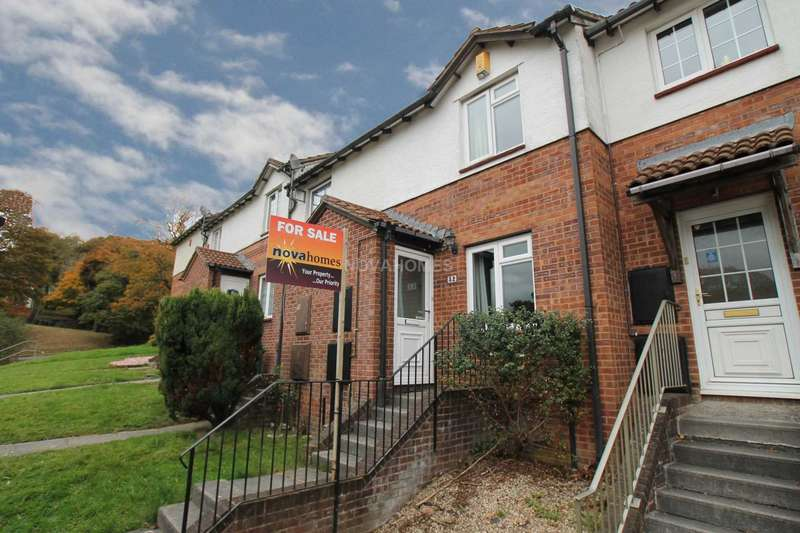 2 Bedrooms Terraced House for sale in Newbury Close, Whitleigh, PL5 4HL