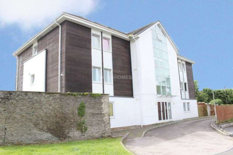 2 Bedrooms Flat for sale in Buckfast Close, Ham, PL2 2HD