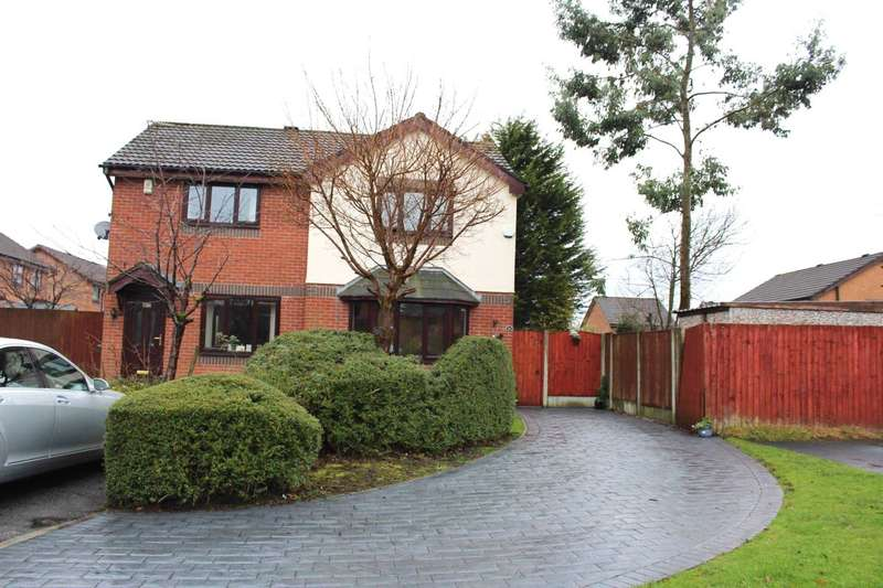 2 Bedrooms Semi Detached House for sale in Harley Avenue, Harwood