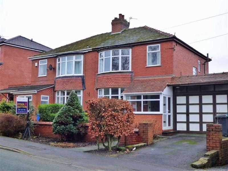 2 Bedrooms Property for sale in Haven Lane, Moorside, Oldham, OL4