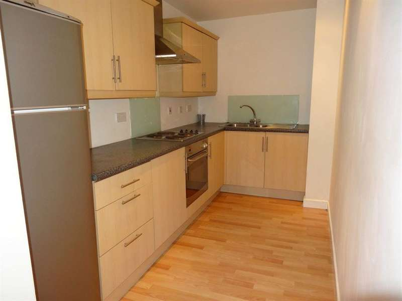 2 Bedrooms Flat for rent in City Wharf, Nursery Street, S3