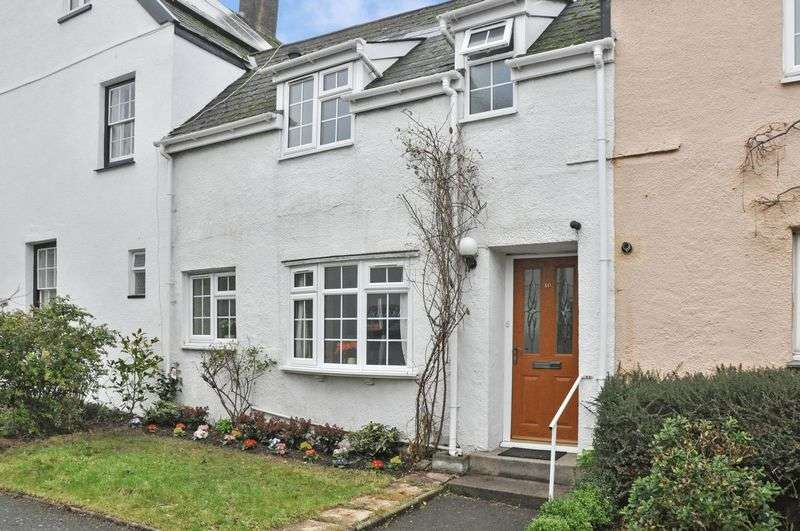 2 Bedrooms Terraced House for sale in Kings Orchard, Totnes