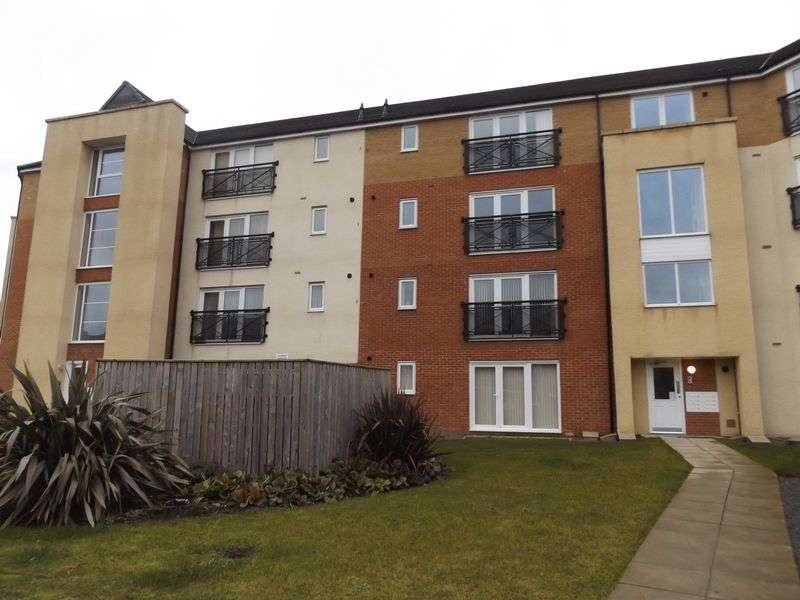 2 Bedrooms Flat for sale in Witton Park, Stockton-On-Tees