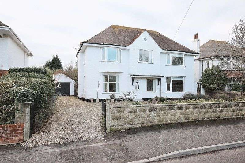 5 Bedrooms Detached House for sale in Penrith Road, Boscombe Manor, Bournemouth