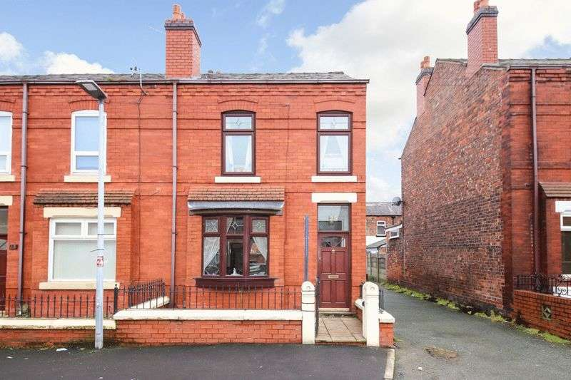 3 Bedrooms Terraced House for sale in Pagefield Street, Springfield