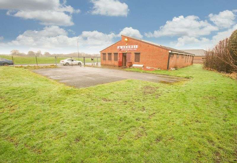 Property for sale in LAND FOR SALE, Kingsley Road, Grangetown, TS6 7PW