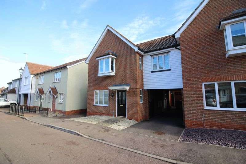 4 Bedrooms Detached House for sale in Malkin Drive, Church Langley, Harlow, CM17