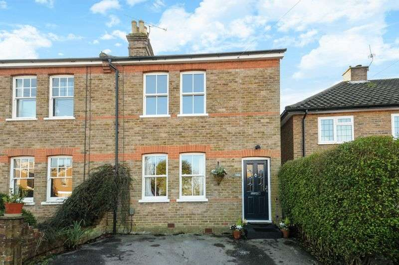 3 Bedrooms Terraced House for sale in Gladstone Road, Ashtead