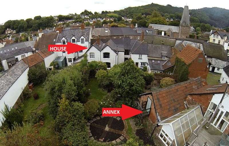 6 Bedrooms Detached House for sale in High Street, Porlock
