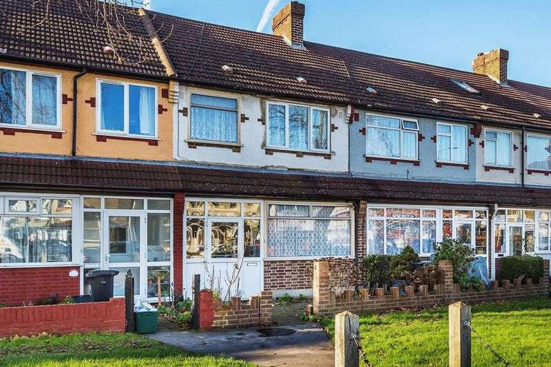3 Bedrooms Terraced House for sale in Purley Way, CROYDON
