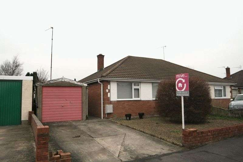 2 Bedrooms Semi Detached Bungalow for sale in Shearwater Grove, Gloucester