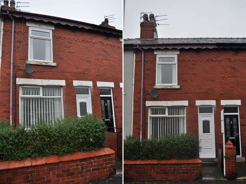 2 Bedrooms Terraced House for sale in Onslow Road, Layton, Blackpool, FY3 7EP