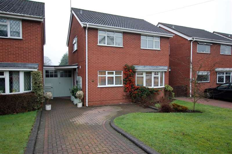 4 Bedrooms Detached House for sale in Worcester Street, Stourbridge, DY8 1AS