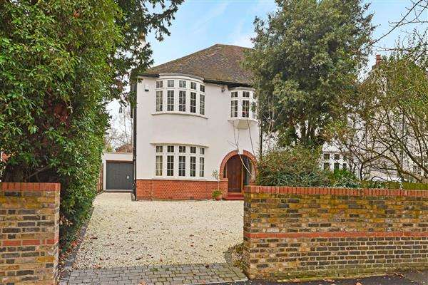 5 Bedrooms House for sale in Annesley Road, London