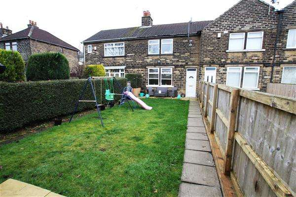 2 Bedrooms Terraced House for sale in Woodlands Mount, Boothtown, Halifax