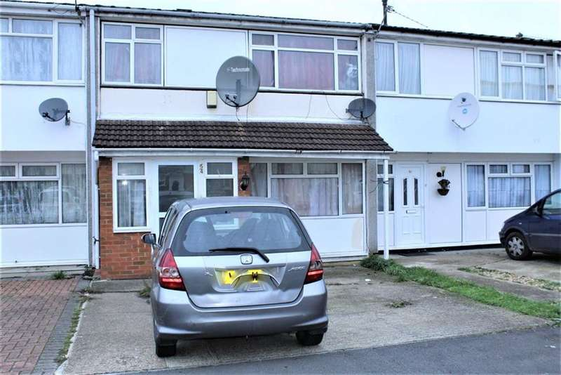 4 Bedrooms Terraced House for sale in Tintern Close, Slough, Berkshire