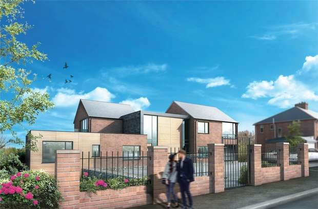 2 Bedrooms Flat for sale in Woodacre Apartments, Denton Road, Newcastle upon Tyne, Tyne and Wear