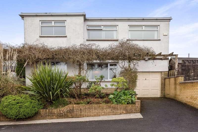 5 Bedrooms Detached House for sale in Penlan Grove, Treboeth, Swansea