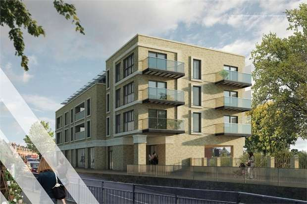 2 Bedrooms Flat for sale in Apartment 18 Twickenham House, 161 Heath Road, Twickenham, Middlesex