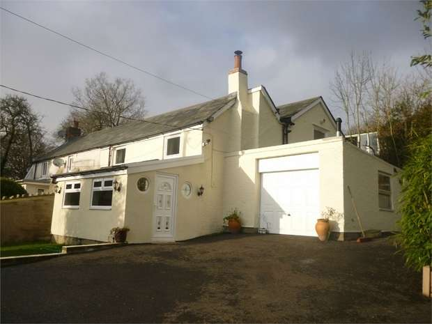 3 Bedrooms Semi Detached House for sale in The Lilacs, Glascoed Lane, Glascoed, Pontypool, Monmouthshire