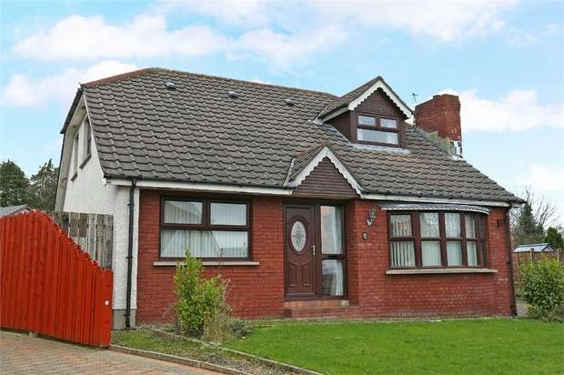 5 Bedrooms Detached House for sale in Bramblewood, Moira, Craigavon, County Armagh