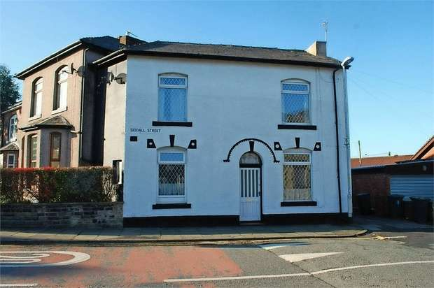 3 Bedrooms End Of Terrace House for sale in Siddall Street, Heywood, Lancashire
