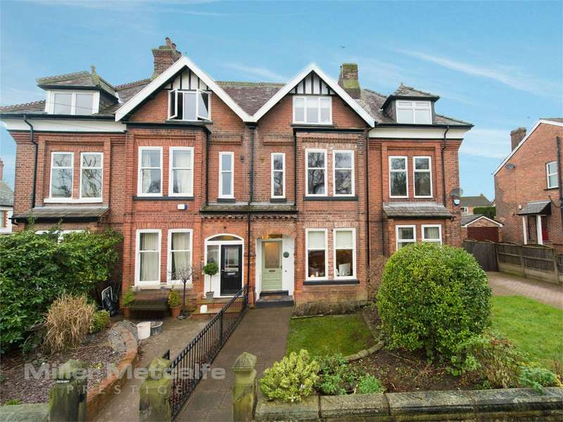 4 Bedrooms Terraced House for sale in Egerton Park, Worsley, Manchester