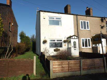 2 Bedrooms Terraced House for sale in Park Road, Golborne, Warrington, Greater Manchester