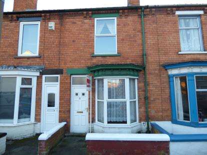 2 Bedrooms Terraced House for sale in Kirkby Street, Lincoln, Lincolnshire