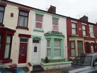 3 Bedrooms Terraced House for sale in Whitland Road, Kensington, Liverpool, Merseyside, L6