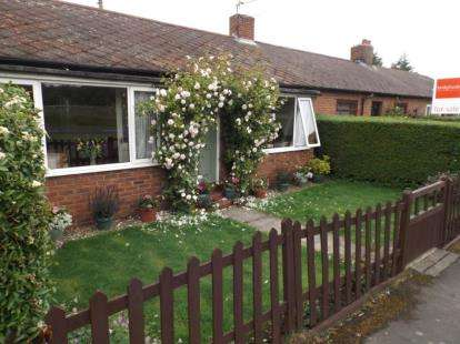 2 Bedrooms Terraced House for sale in Wallridge Cottages, Ingoe, Northumberland, NE20