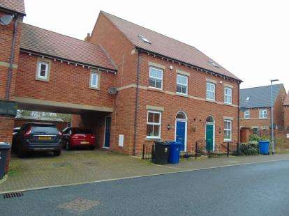 4 Bedrooms Mews House for sale in Stockdale Drive, Great Sankey, Warrington, Cheshire, WA5