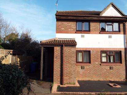 2 Bedrooms Maisonette Flat for sale in Purfleet, Essex