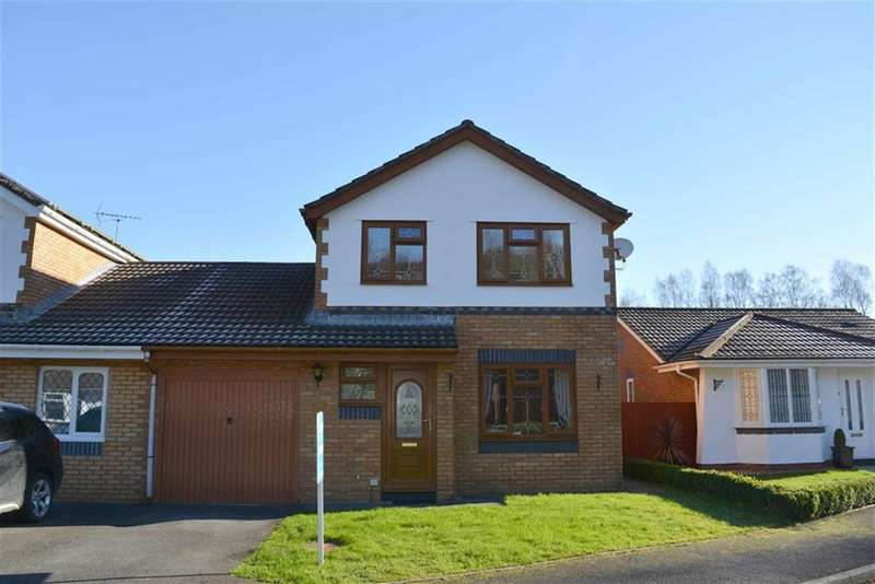 3 Bedrooms Property for sale in Grovers Field, Abercynon, Rhondda Cynon Taff