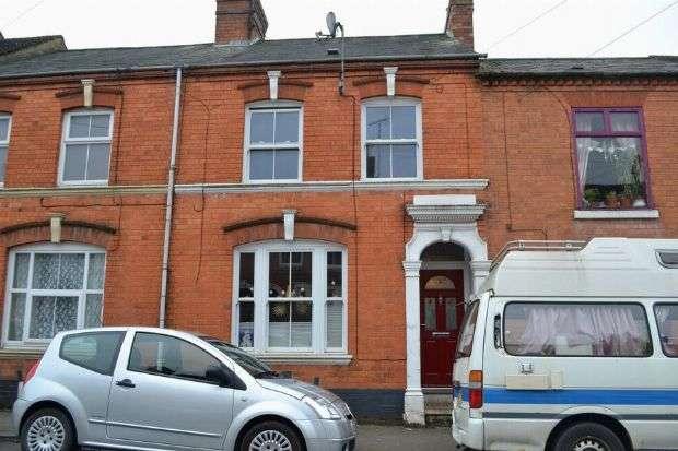 2 Bedrooms Flat for sale in Oliver Street, Poets Corner, Northampton NN2 7JJ