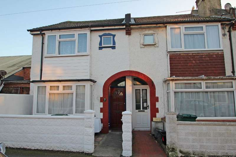 2 Bedrooms End Of Terrace House for sale in Eastbrook Road, Portslade, East Sussex, BN41 1LN