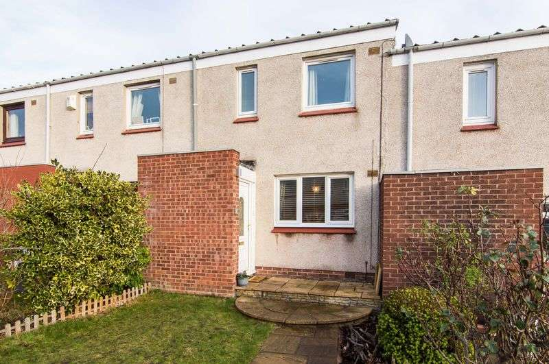 2 Bedrooms Terraced House for sale in 16 Mountcastle Loan, Mountcastle, Edinburgh, EH8 7RB