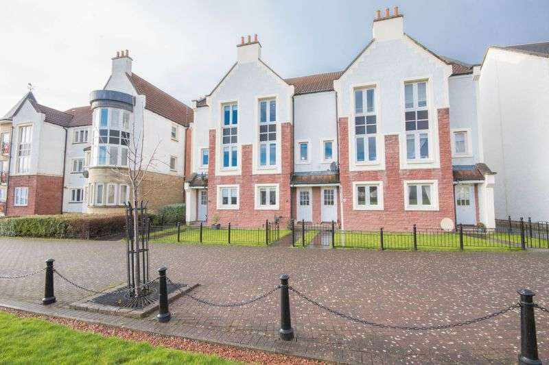 3 Bedrooms Terraced House for sale in The Moorings, Dalgety Bay