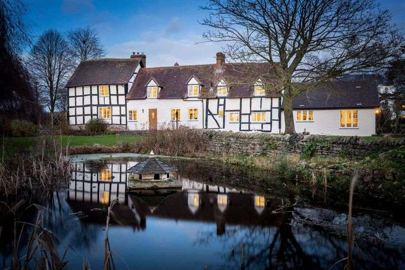 6 Bedrooms Detached House for sale in Suckley, West Worcestershire