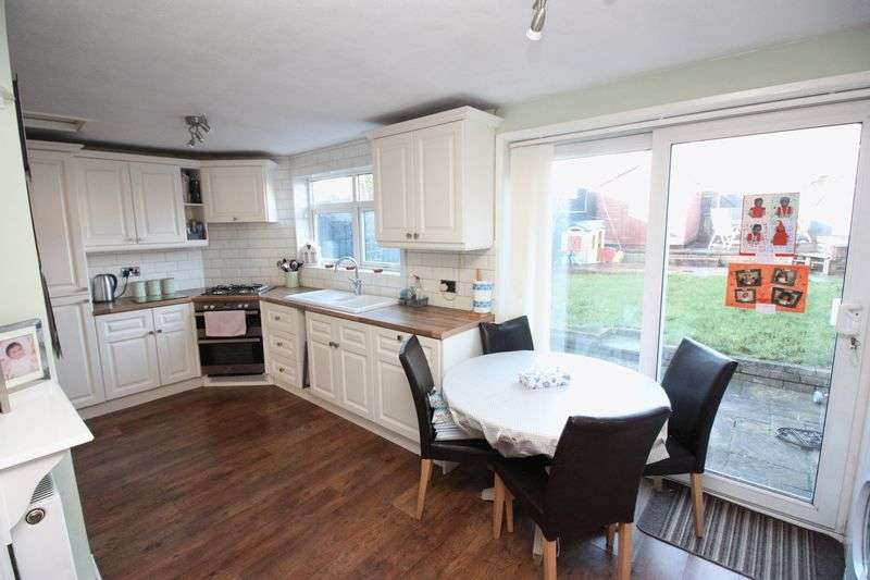 4 Bedrooms Terraced House for sale in Oakfield Road, Coundon, Coventry