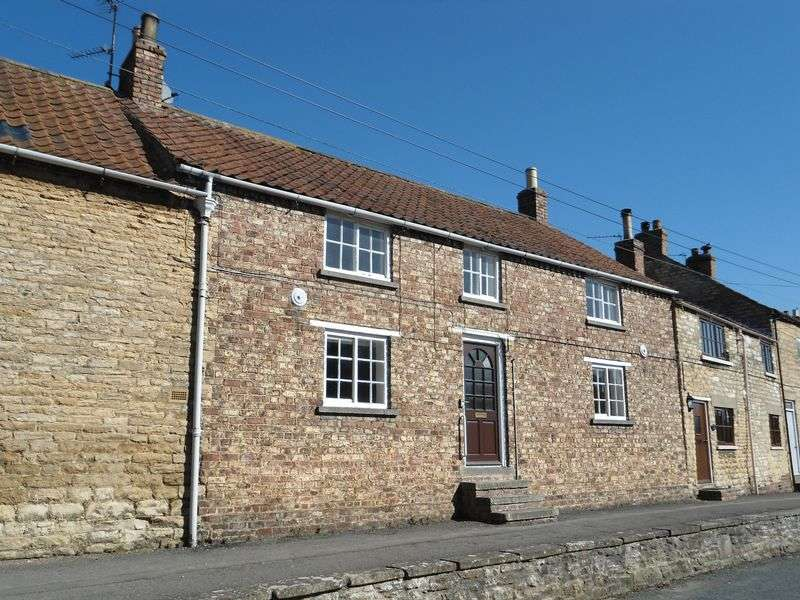 3 Bedrooms Semi Detached House for sale in Westow, between Malton & York