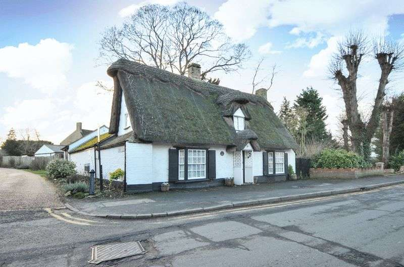 3 Bedrooms Detached House for sale in High Street, Brampton