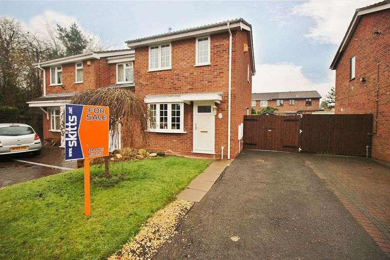2 Bedrooms Detached House for sale in Charlecote Rise, Hadley Heath, Willenhall