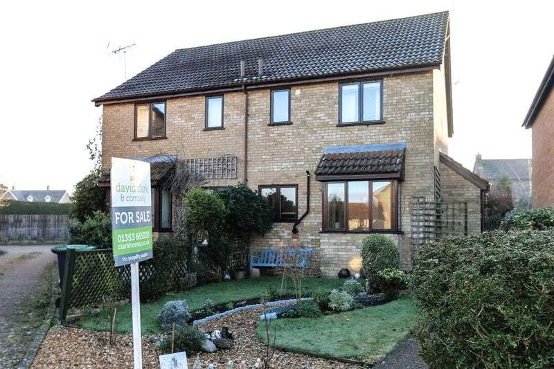 1 Bedroom Terraced House for sale in Dalton Way, Ely