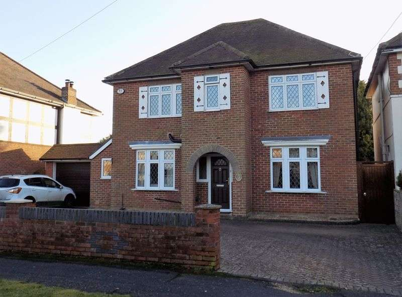 Detached House for sale in Barton on Sea
