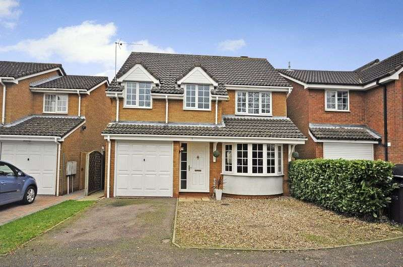 4 Bedrooms Detached House for sale in Elizabeth Court, St. Ives